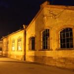 Le passé industriel de wasselonne vu de nuit