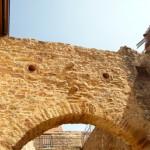 Les remparts de l'ancien château de wasselonne