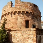 La tour ronde de l'ancien château de wasselonne