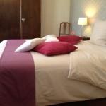 le59 gite la Terrasse - Chambre Double avec lit 160x200cm