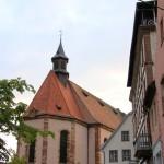 l'église de wasselonne