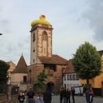 wasselonne la tour carrée pendant la rue remue
