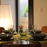 le59 Gite Le Patio - Espace repas