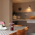 le59 Gîte La Terrasse - Espace repas