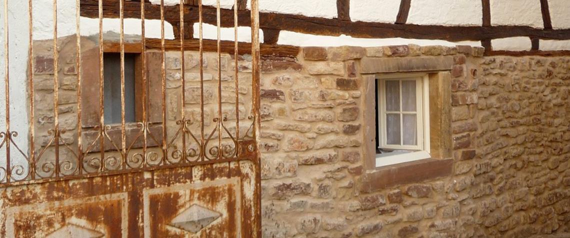 Wasselonne, ancien portail