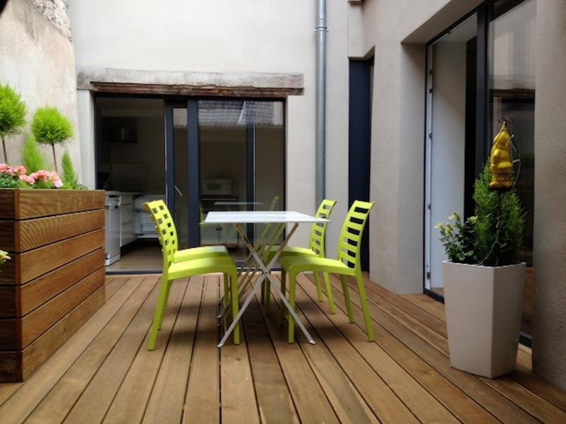 GITE CHARME ALSACE LE PATIO - patio
