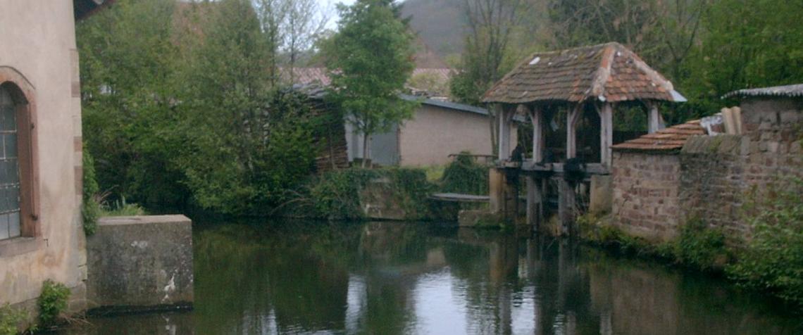 Wasselonne, La Mossig
