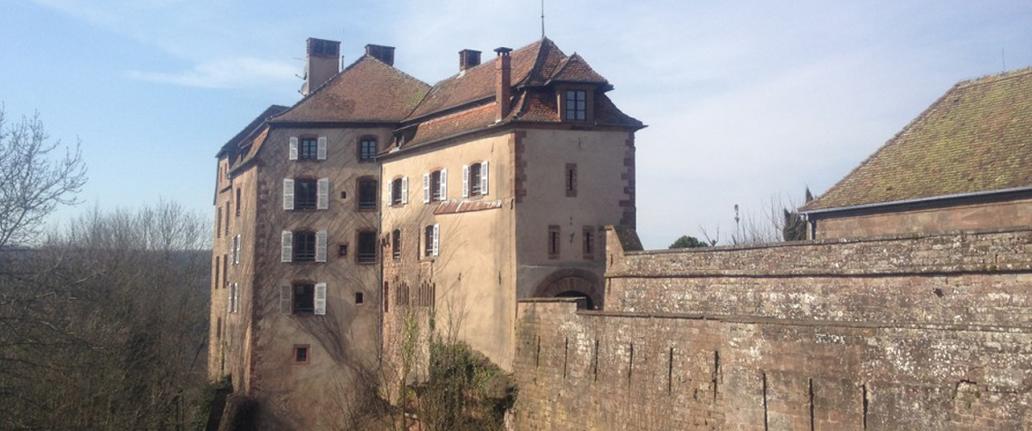 Chateau de La Petite Pierre