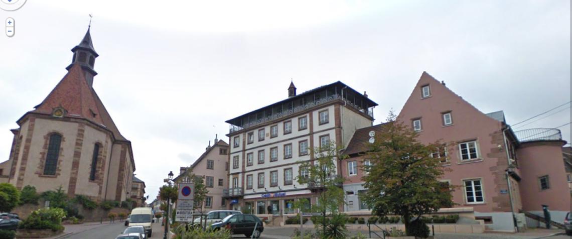Wasselonne, Place du marché